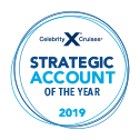 Celebrity Cruise Line Supplier Award